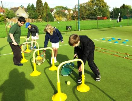 Thistleworth Tennis Coaching